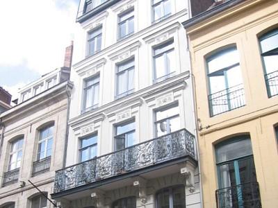APPARTEMENT T2 A LOUER - VX LILLE - 50 m2 - 694 € charges comprises par mois