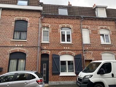 MAISON A LOUER - LOOS - 99,2 m2 - 1000 € charges comprises par mois