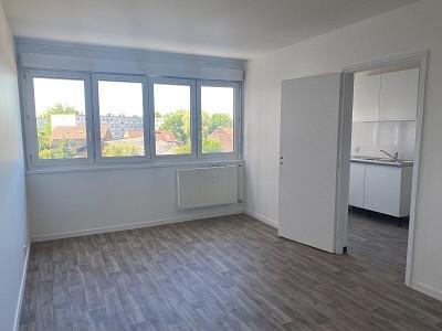 APPARTEMENT T2 A LOUER - LILLE HELLEMMES - 40 m2 - 600 € charges comprises par mois