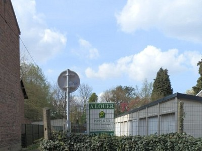 PARKING A LOUER - LA MADELEINE CENTRE - 66,67 € charges comprises par mois