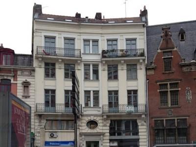 STUDIO A LOUER - LILLE GARES - 33,9 m2 - 618 € charges comprises par mois