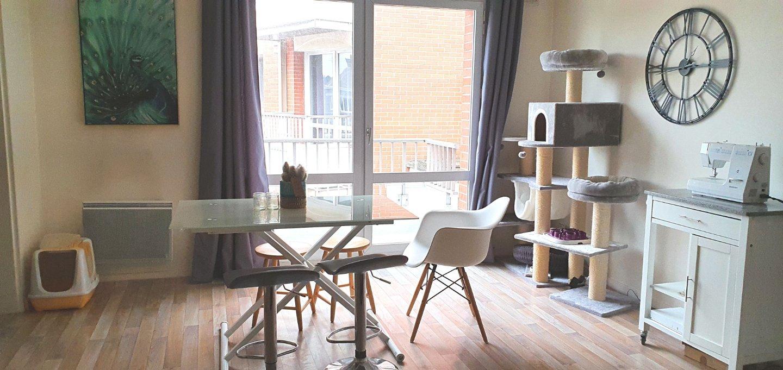 APPARTEMENT T2 A VENDRE - LILLE JB LEBAS - 48 m2 - 170000 €
