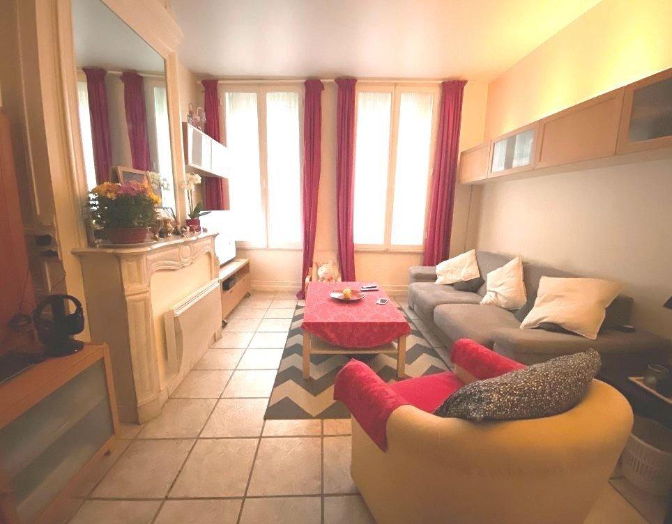 APPARTEMENT T2 A VENDRE - LILLE VAUBAN - 38 m2 - 226000 €