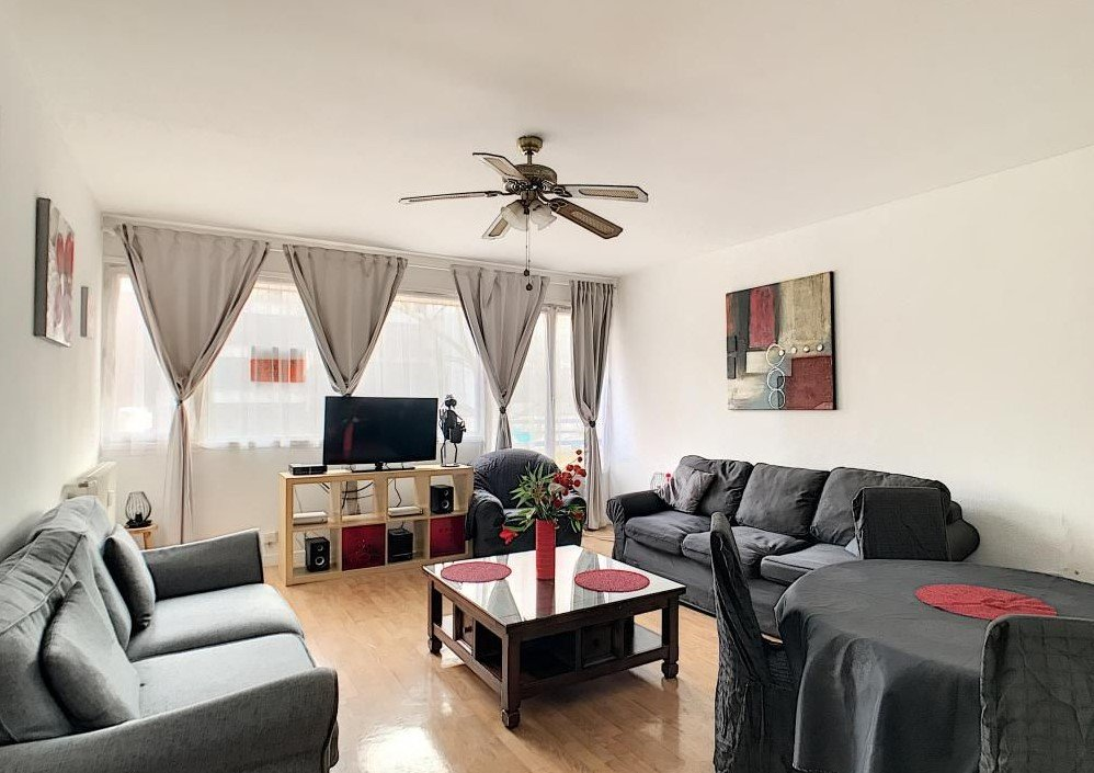 APPARTEMENT T3 A VENDRE - LILLE GARES EURALILLE - 88,54 m2 - 299500 €